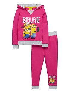 minions-girls-hoodienbspand-joggers-set-2-piece