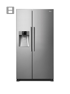 swan-sr13020s-plumbed-american-style-fridge-freezernbsp--stainless-steel