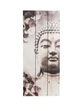 graham-brown-buddha-wall-art-on-fir-wood-30-x-70cms