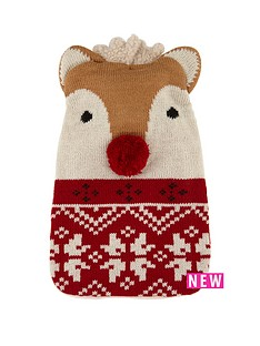kids-hot-water-bottle-and-reindeer-cosy