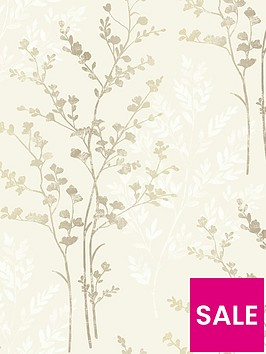 arthouse-fern-motif-natural-wallpaper