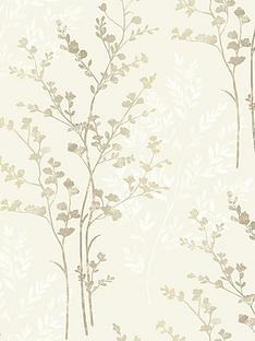 fern-motif-natural-wallpaper