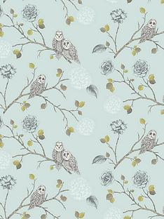 arthouse-night-owl-duck-egg-wallpaper