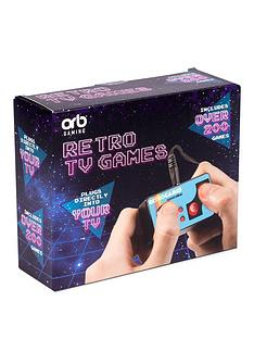retro-plug-and-play-games-controller