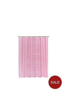 catherine-lansfield-catherine-lansfield-soak-shower-curtain-pink