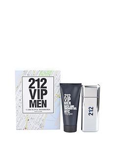 carolina-herrera-212-vip-men-100ml-edt-100ml-shower-gel-gift-set