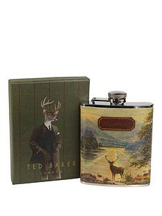 ted-baker-ted-baker-stag-hipflask