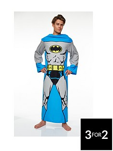 batman-batman-sleeved-blanket