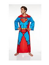 Superman Sleeved Blanket