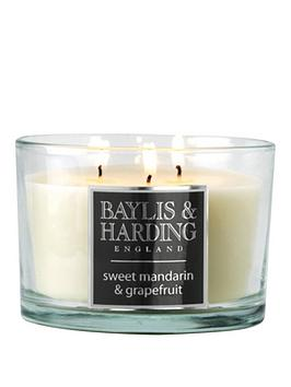 baylis-harding-sweet-mandarin-amp-grapefruit-3-wick-candle