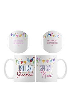 personalised-nan-amp-grandad-mug-set