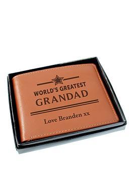 personalised-world039s-greatest-grandad-tan-leather-wallet