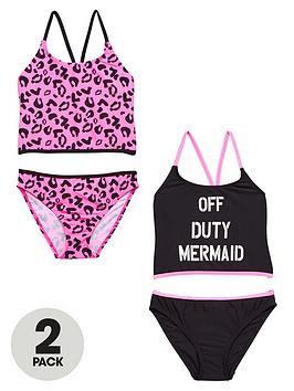 v-by-very-girls-neon-mermaid-tankinisnbsp2-pack