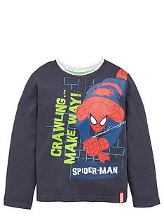 spiderman-spiderman-long-sleeve-top