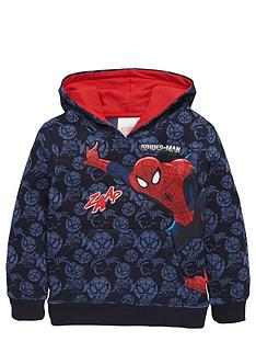 spiderman-boys-spiderman-hoody