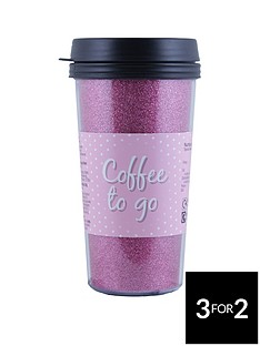 coffee-to-go-glitter-travel-mug