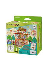 ANIMAL CROSSING: HAPPY HOME DESIGNER, AMIIBO CARD AND NFC READER / WRITER