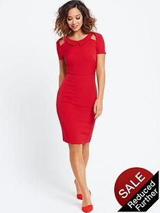 myleene-klass-cut-out-back-pencil-dress