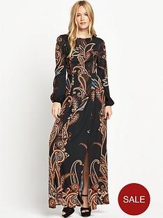 warehouse-paisley-maxi-dress