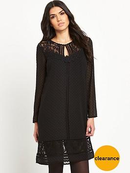 v-by-very-embroidered-dobby-dress