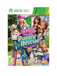 xbox-360-barbie-amp-her-sisters-puppy-rescue