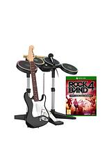 Rock Band 4 Band in a Box Bundle