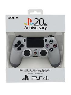 playstation-4-ps4-20th-anniversary-edition-dualshock-controller