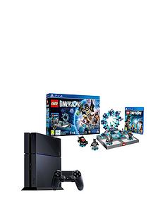 playstation-4-ps4-500gb-black-console-with-legocopy-dimensions-starter-pack
