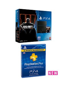 playstation-4-500gb-console-with-call-of-duty-black-ops-3-and-12-months-playstation-plus