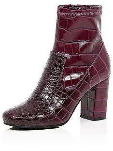 river-island-river-island-60039s-croc-stretch-ankle-boot