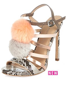 river-island-pom-pomnbspstrappy-heeled-sandalsnbsp
