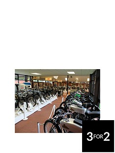 virgin-experience-days-visit-to-the-national-motorcycle-museum-for-two-adults-ampamp-2-children