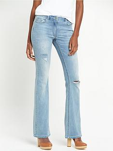 v-by-very-sienna-distressed-ripped-kickflarenbspjeans