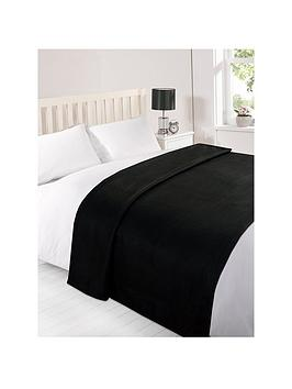 plain-fleece-blanket-in-black