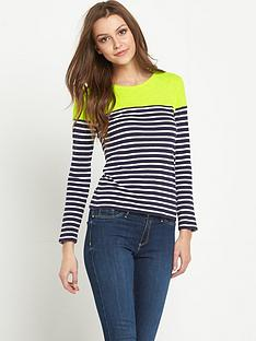 superdry-essentials-colour-block-breton-top