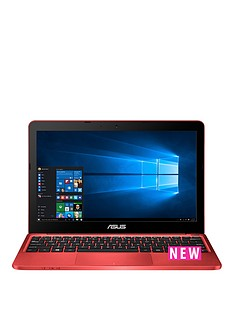 asus-x205ta-intel-atom-2gb-ram-32gb-storage-116-inch-laptop-with-1-year-subscription-microsoft-office-personal-2016-red