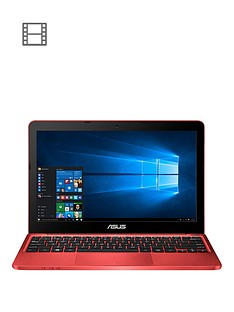 asus-x205ta-intelreg-atomtrade-processor-2gb-ram-32gb-hard-drive-116-inch-laptop-with-1-year-subscription-microsoft-office-365-personal-red