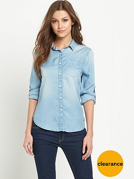 superdry-wilson-tencel-shirt