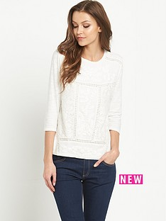 superdry-folk-patch-top