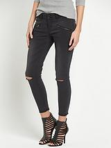 Superdry Leila Super Skinny Crop Jean