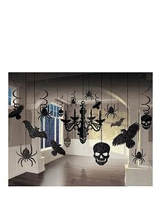 gothic-chandelier-decorating-kit
