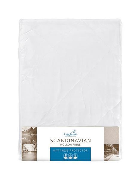 snuggledown-of-norway-scandinavian-hollowfibre-mattress-protector