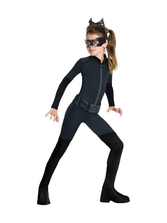 Batman And Catwoman Halloween Costumes.Catwoman Child S Costume