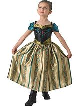 Disney Frozen - Coronation Anna - Child Costume