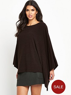 ax-paris-oversized-rib-knit-jumper