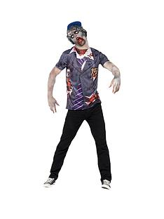 zombie-school-boy-t-shirt-and-cap-with-sublimation-print