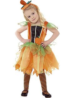 pumpkin-fairy-with-headband-toddler-costume