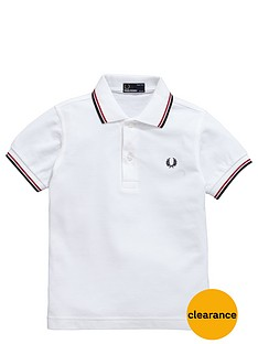 fred-perry-boys-twin-tipped-polo-shirtnbsp