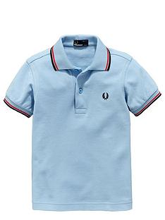 fred-perry-ss-tipped-polo-glacier