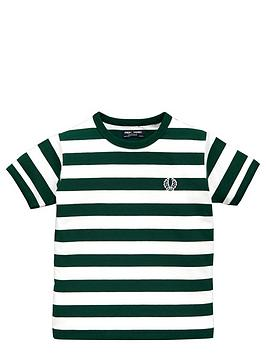 fred-perry-younger-boys-stripe-ringer-t-shirt